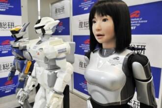 Copiii japonezi, invatati cum sa proiecteze roboti