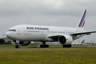 Avion Air France care venea spre Bucuresti, intors din drum. Compania franceza: Decizia, luata din motive de securitate