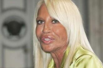 Donatella Versace s-a inspirat pentru noua colectie din Legiunea Straina