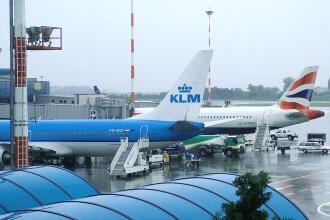 La Aeroportul Otopeni unele spatii comerciale se inchiriaza cu 5 euro