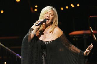 Barbra Streisand a fost sarbatorita in America. A implinit 68 de ani