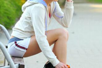 Mersul pe role, mai sanatos decat joggingul!