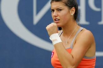 Jucatoarea de tenis Sorana Carstea, in pericol. Un camion s-a izbit in gardul vilei sale