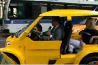 Romania are prima statie publica de incarcare a masinilor electrice. Vezi cum functioneaza