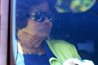 Mama lui Michael Jackson, lasata pe dinafara la impartirea averii!
