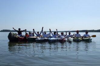 Turneul International Dunarea - aventura cat pentru o viata intreaga