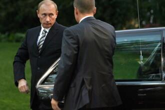 Vladimir Putin a facut pana de cauciuc
