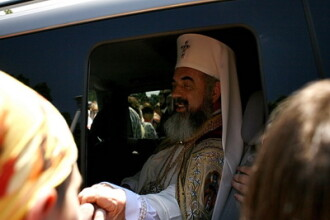 Patriarhul Daniel si-a vazut colegii de liceu, la 40 de ani de la absolvire