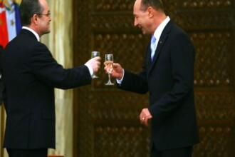 Boc se va consulta cu Basescu pentru a face propuneri legate de Cabinet