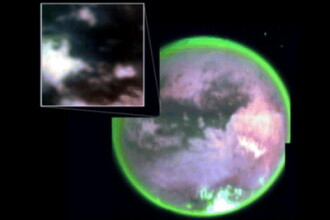 Extraterestrii locuiesc pe Titan, luna lui Saturn!