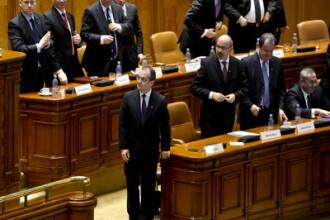 Guvernul isi asuma raspunderea in Parlament pe Legea educatiei, pe 28 oct