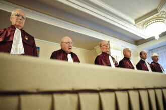 Certurile pentru functia de la Curtea Constitutionala continua