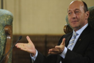 Presedintele Basescu vrea ca motiunea de cenzura sa se dezbata mai repede