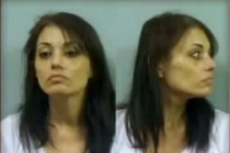 Arestata dupa ce a facut sex pe o masa de picnic intr-un parc