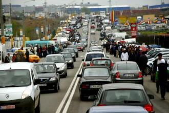 Infotrafic atentioneaza soferii: Reduceti viteza, echipati-va masinile!
