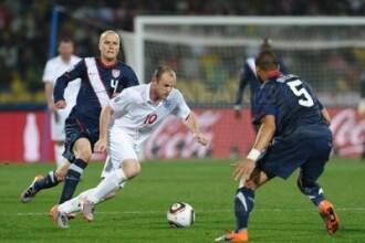 Anglia a remizat, scor 1-1, cu SUA in primul meci din Grupa C la CM