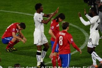 Ghana a invins Serbia cu 1-0, in primul meci al grupei D