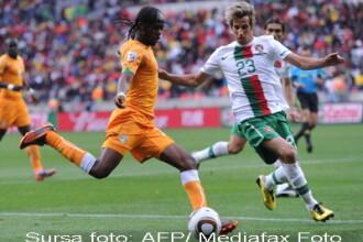 Coasta de Fildes - Portugalia, scor 0-0, in Grupa G a Cupei Mondiale