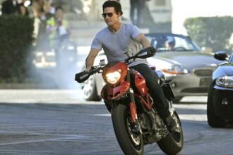 Drifturi si motoare. Cascadorii oferite de Tom Cruise si Cameron Diaz