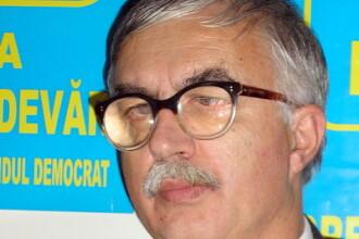 Noul presedinte al Curtii Constitutionale: Augustin Zegrean, fost membru PD