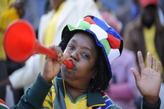 Fara vuvuzela la meciurile din Europa! Celebra trompeta a fost interzisa