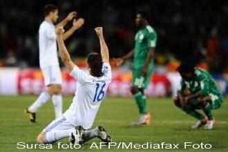 Grecia a obtinut prima victorie la un turneu final al Cupei Mondiale