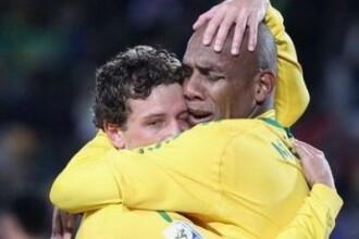Brazilia, in optimile Cupei Mondiale. A invins Coasta de Fildes