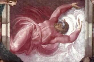 Frescele Capelei Sixtine ascund cifrul lui Michelangelo
