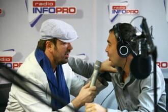 Vezi aici concertul lui Horia Brenciu de la Radio Infopro (97,9 FM)!