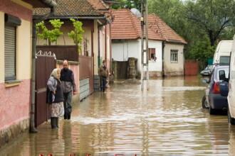 Ghinion sau blestem? Moldova amenintata din nou de ploi torentiale!