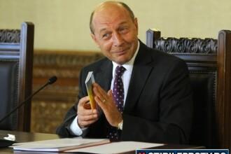 Basescu vrea imunitate pentru seful statului.