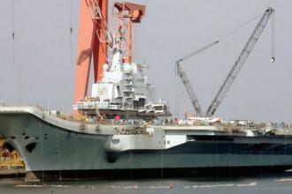 China isi construieste o flota de supernave de lupta