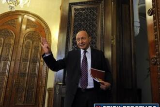 Basescu: Proiectul Rosia Montana sa inceapa, rezerva de aur a BNR trebuie sa ajunga la 200 tone