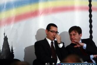 Ponta: Basescu e personal interesat in proiectul de la Rosia Montana, a promis sprijin inca din 2004