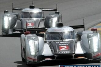 Nu ati mai VAZUT asa ceva! Doua accidente ingrozitoare la circuitul auto din Le Mans. VIDEO