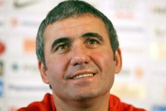 Anii trec, talentul ramane. Hagi a marcat un gol la Oradea pentru un baietel bolnav de leucemie