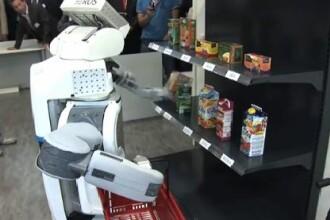 Robotii pun stapanire pe Sibiu