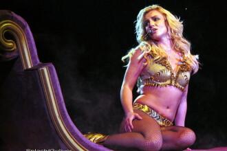 Britney, mai plina de energie ca niciodata in noul videoclip