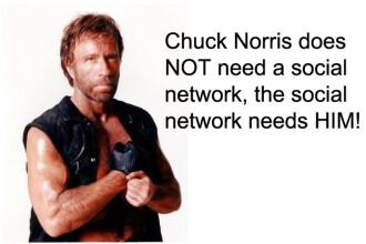 Yahoo@chuck.norris. Schimbarea Internetului transforma un banc in realitate