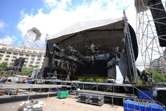 Festivalul Rock the City NU se mai tine la Romexpo. S-a mutat in Piata Constitutiei