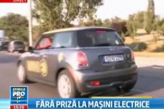 VIDEO: Cat costa, cat consuma si cum demareaza una din cele trei masini electrice din Bucuresti