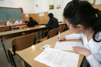 Teste de evaluare nationala in 2 saptamani. Ce se va intampla cu notele si ce clase sunt vizate