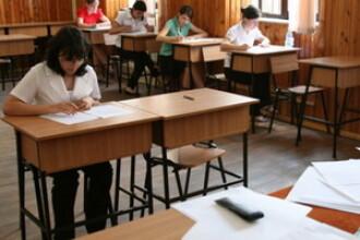 98 de elevi din Timis au fost eliminati de la bacalaureat. Aveau lucrarile identice