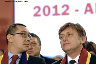 Victor Ponta, numit de Crin Antonescu ministru interimar al Justitiei. Vezi comunicatul oficial