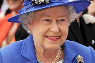 Gafa unei sportive pe Twitter, dupa ce s-a intalnit cu regina Elisabeta. Ce a pozat la petrecere