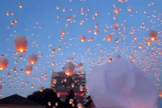 Sute de lampioane vor lumina cerul,la Timisoara,in amintirea celor care au pierdut lupta cu cancerul