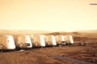 Colonizarea planetei Marte va incepe peste cativa ani. Un proiect SF, la un pas de realizare