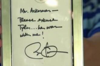 Un elev din Statele Unite si-a motivat absentele cu o scutire semnata chiar de Barack Obama
