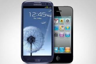 Google a cerut Samsung ca telefoanele si tabletele sa nu mai semene cu produsele Apple