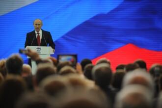 Parlamentul rus a adoptat legea impotriva manifestantilor. Mai trebuie promulgata doar de Putin